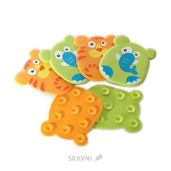 Фото Baby Team Набор накладок для ванны (7420)