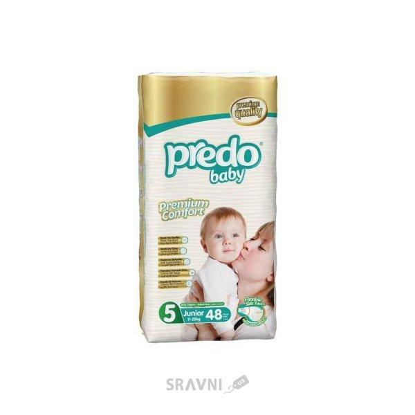 Фото PREDO BABY Premium Comfort Junior 5 (48 шт)