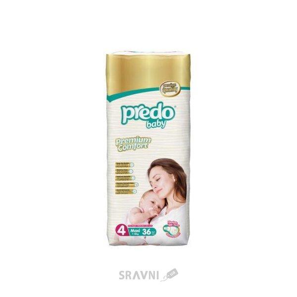 Фото PREDO BABY Premium Comfort Maxi 4 (36 шт)