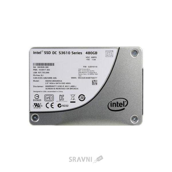 Фото Intel SSDSC2BX480G401