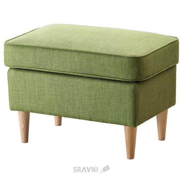 Фото IKEA STRANDMON Табурет для ног (003.056.09)