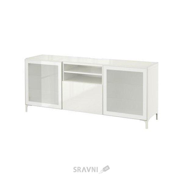 Фото IKEA BESTA Тумба под ТВ (490.991.27)