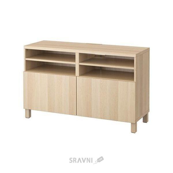 Фото IKEA BESTA Тумба под ТВ (690.683.37)