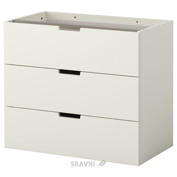 Фото IKEA NORDLI Комод (902.727.08)