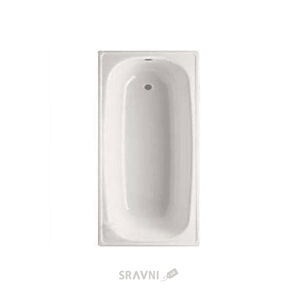 Фото Aquart Ванна прямоугольная 160x70 см (B60E1200Z)