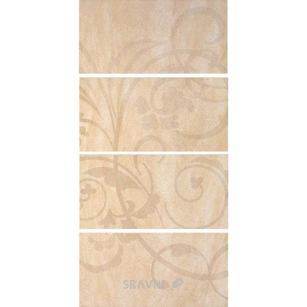 Фото Ape Ceramica Decor Set Concept/Siroco 25x50 Arena