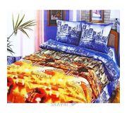 Фото TOP Dreams Ночной город двуспальный Евро (2395)