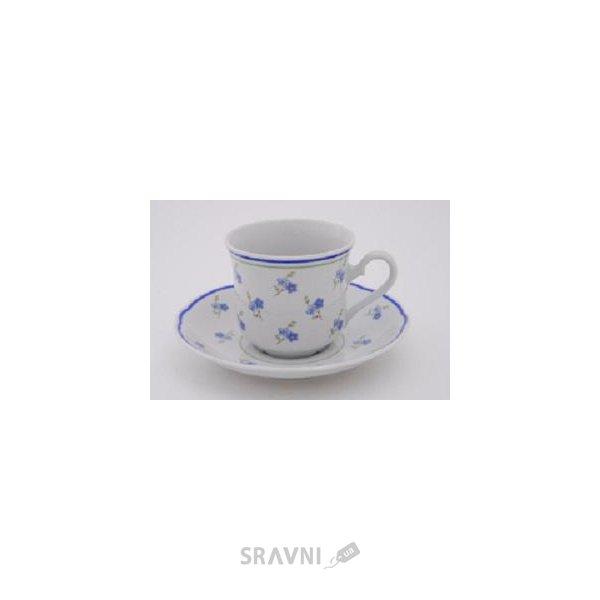 Фото Leander Чашка чайная с блюдцем Мэри-Энн 03120415-0887 200 мл