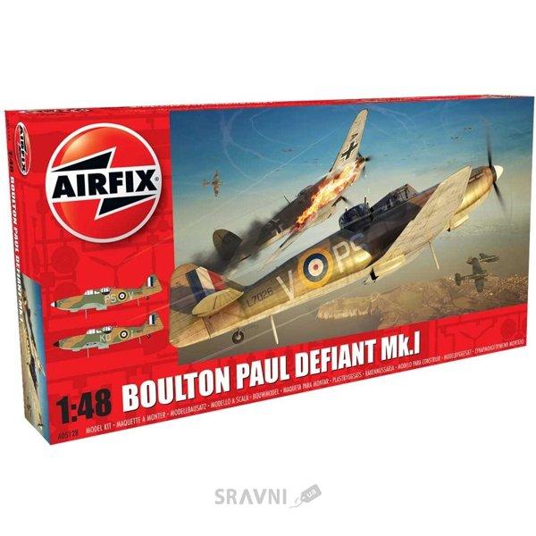 Фото Airfix Истребитель Boulton Paul Defiant Mk.I (AIR05128)