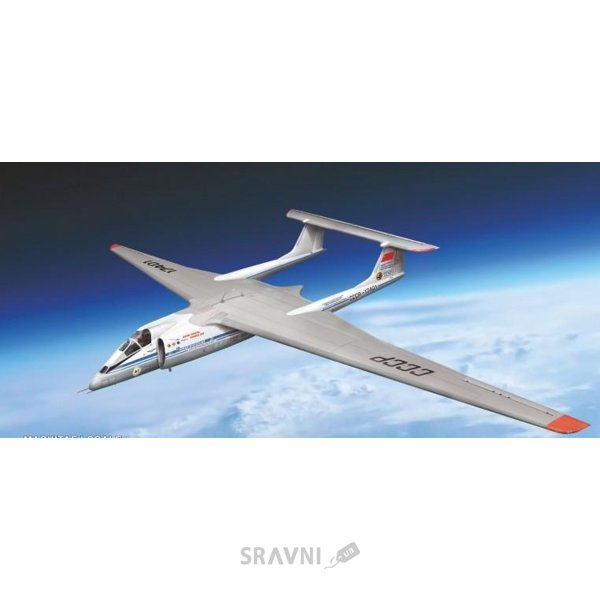 """Фото Modelsvit Самолет-перехватчик М-17 """"Стратосфера"""" (MSVIT72024)"""