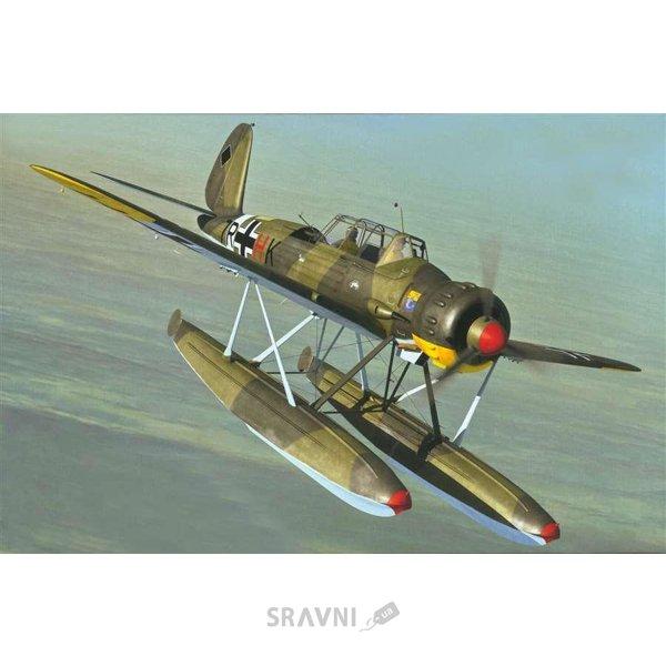 Фото SWORD Гидросамолет Arado Ar-196A-3 (декали на 2 варианта) (72085)
