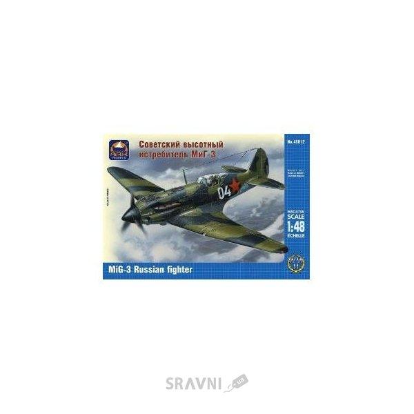 Фото ARK Models MiG-3 Russian fighter (ARK48012)