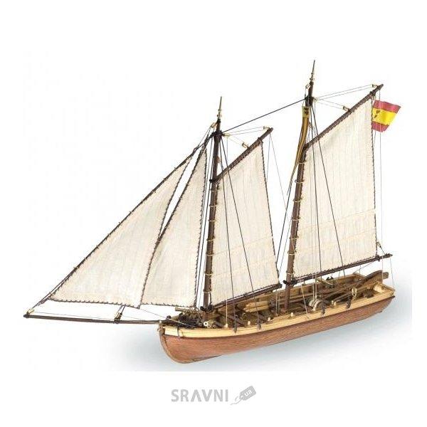 Фото Artesania Latina Принц Астурийский шлюпка (Principe de Asturias). AL22150