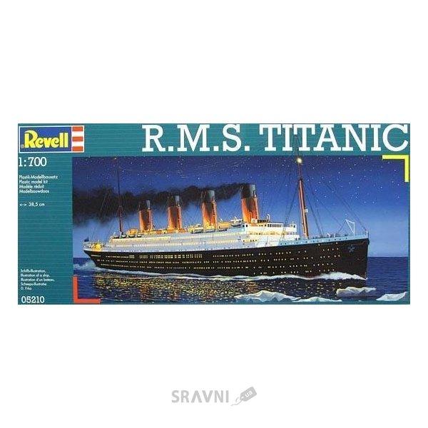 Фото Revell Пароход Титаник / R.M.S. Titanic, (RV05210)