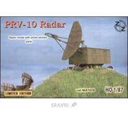 Фото ZZ Modell PRV-10 Soviet radar vehicle (ZZ87029)