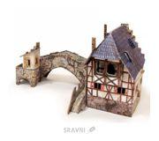 Фото Умная бумага Средневековый город. Мост (258)