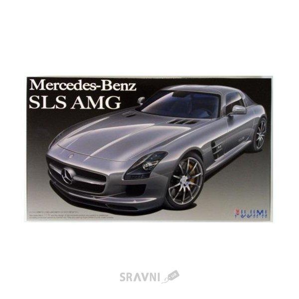 Фото Fujimi Автомобиль Mercedes-Benz AMG SLS (FU123929)