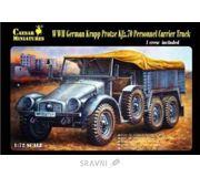 Фото Caesar Miniatures Машина для перевозки военнослужащих Krupp Protze Kfz.70 CMM7207