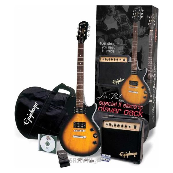 Фото Epiphone SPECIAL II Playerpack