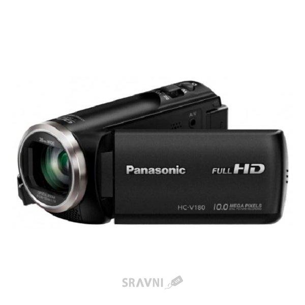 Фото Panasonic HC-V180