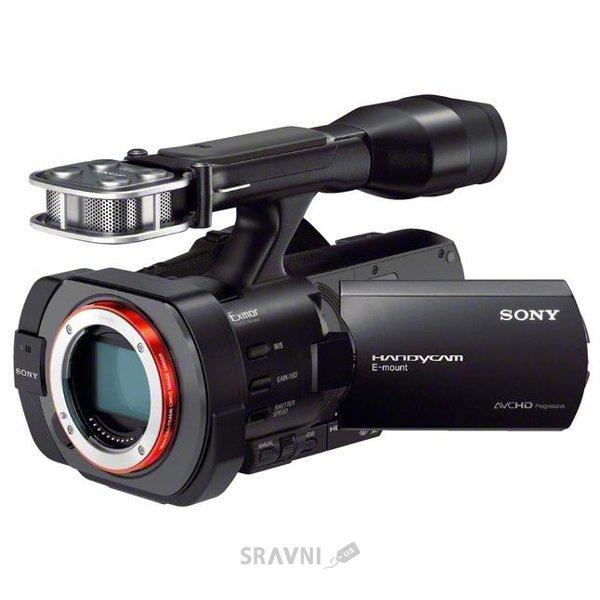 Фото Sony NEX-VG900E