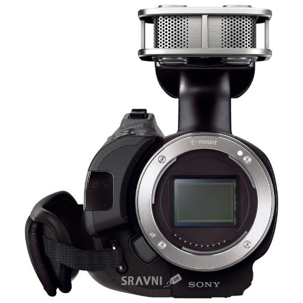 Фото Sony NEX-VG30E