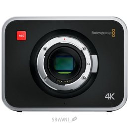 Blackmagic Production Camera 4K EF