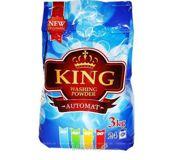 Фото King Стиральный порошок 3 кг (8594010054945)