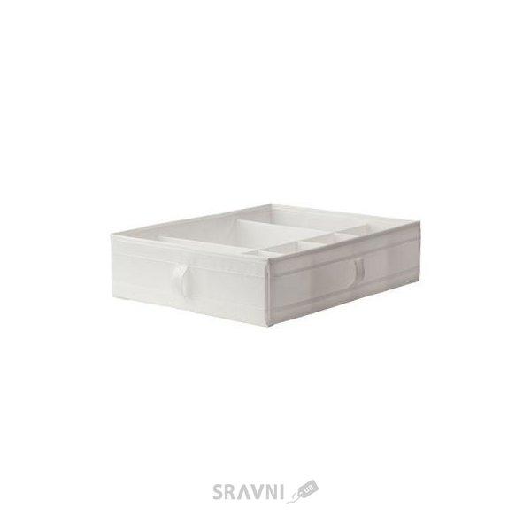 Фото IKEA SKUBB Ящик с отделениями (101.855.93)