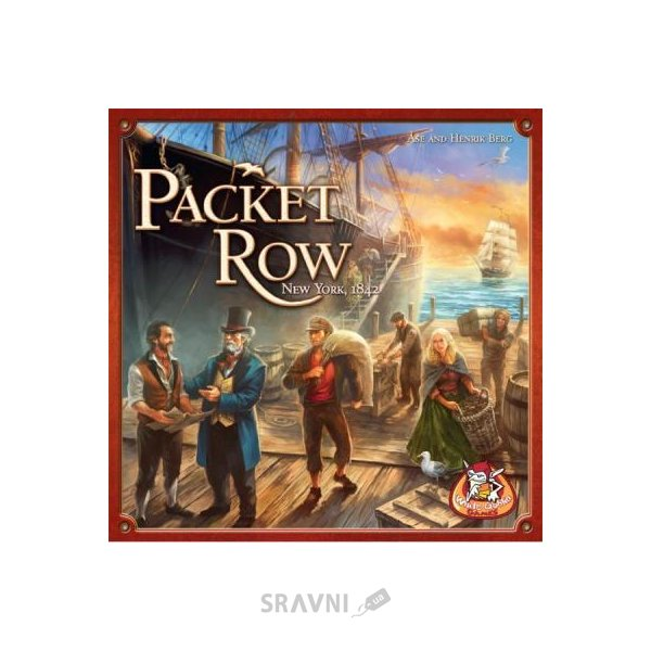Фото White Goblin Games Packet Row (12534)