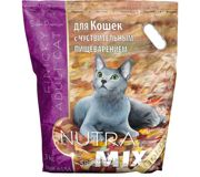 Фото Nutra Mix Gold Finicky Adult Cat 3 кг