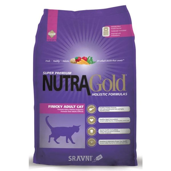 Фото NutraGold Finicky 5 кг