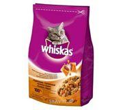 Фото Whiskas Сухой корм с курицей для взрослых кошек 300 гр