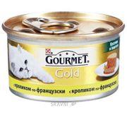 Фото Gourmet Gold с кроликом по-французски 0,085 кг