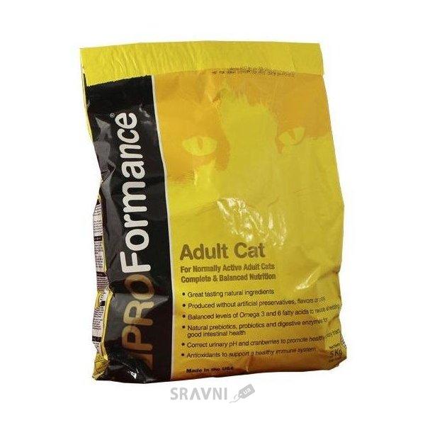 Фото PROformance Adult Cat для взрослых кошек 0,05 кг