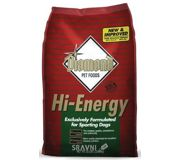 Фото Diamond Hi - Energy Sporting Formula for Dogs 22,68 кг