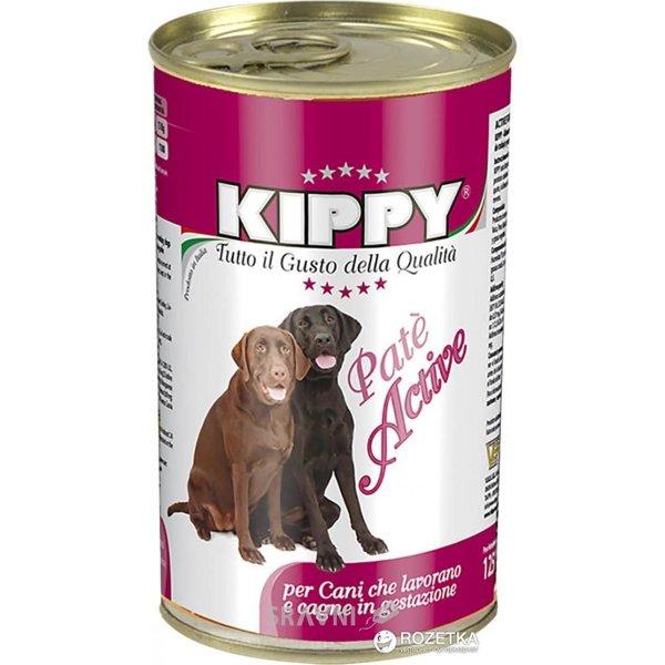 Фото KIPPY Консервы для собак Active с курицей 1250 г