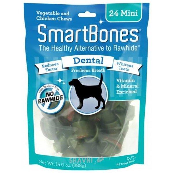 Фото SmartBones Жевательные косточки Mini 24 шт.