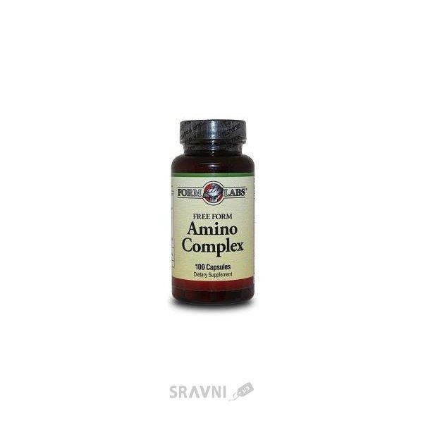 Фото Form Labs Free Form Amino Complex 100 caps