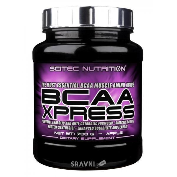 Фото Scitec Nutrition BCAA Xpress 700g