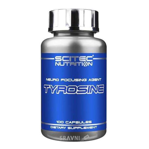 Фото Scitec Nutrition Tyrosine 100 caps