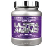 Фото Scitec Nutrition Ultra Amino 500 caps