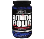 Фото Ultimate Nutrition Amino Bolic 210 caps