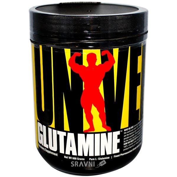 Фото Universal Nutrition Glutamine Powder 600g