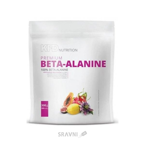 Фото KFD Nutrition Premium Beta-Alanine 300g