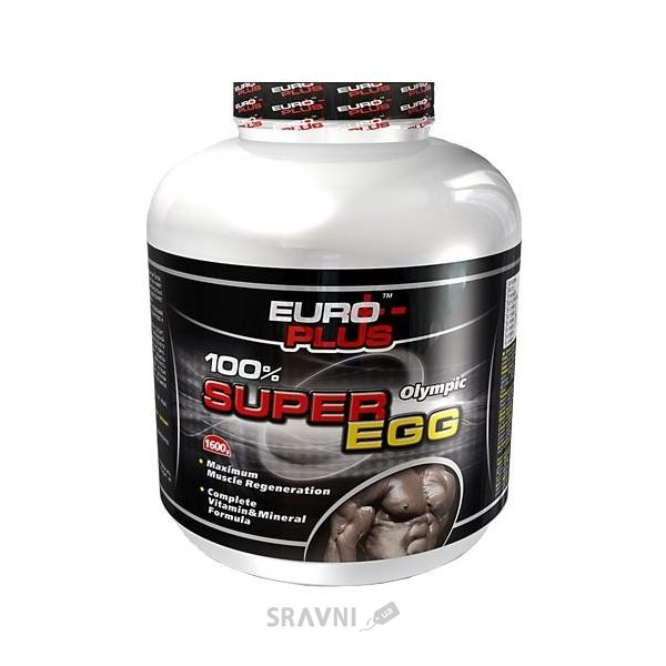 Фото Euro Plus Super Egg 575 g