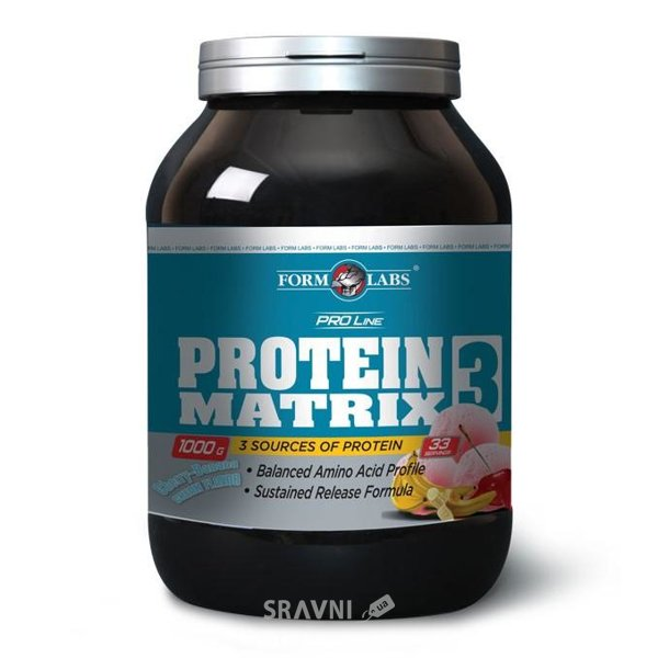 Фото Form Labs Protein Matrix 3 2270 g (75 servings)