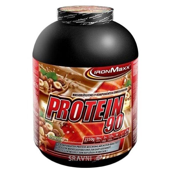 Фото IronMaxx Proteine 90 2350 g