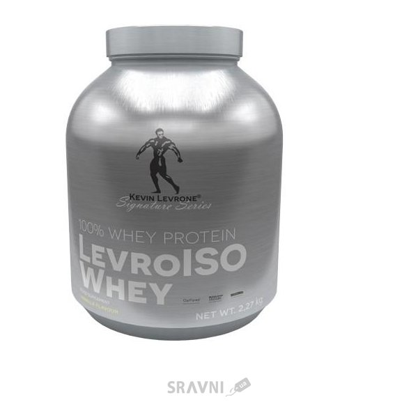 Фото Kevin Levrone Levro ISO Whey 2270 g (76 servings)