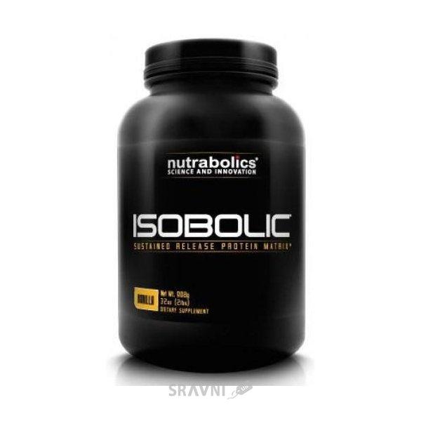 Фото Nutrabolics Isobolic 908 g